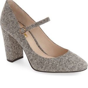 Louise Et Cie shoes Jayde' Mary Jane Block Heel